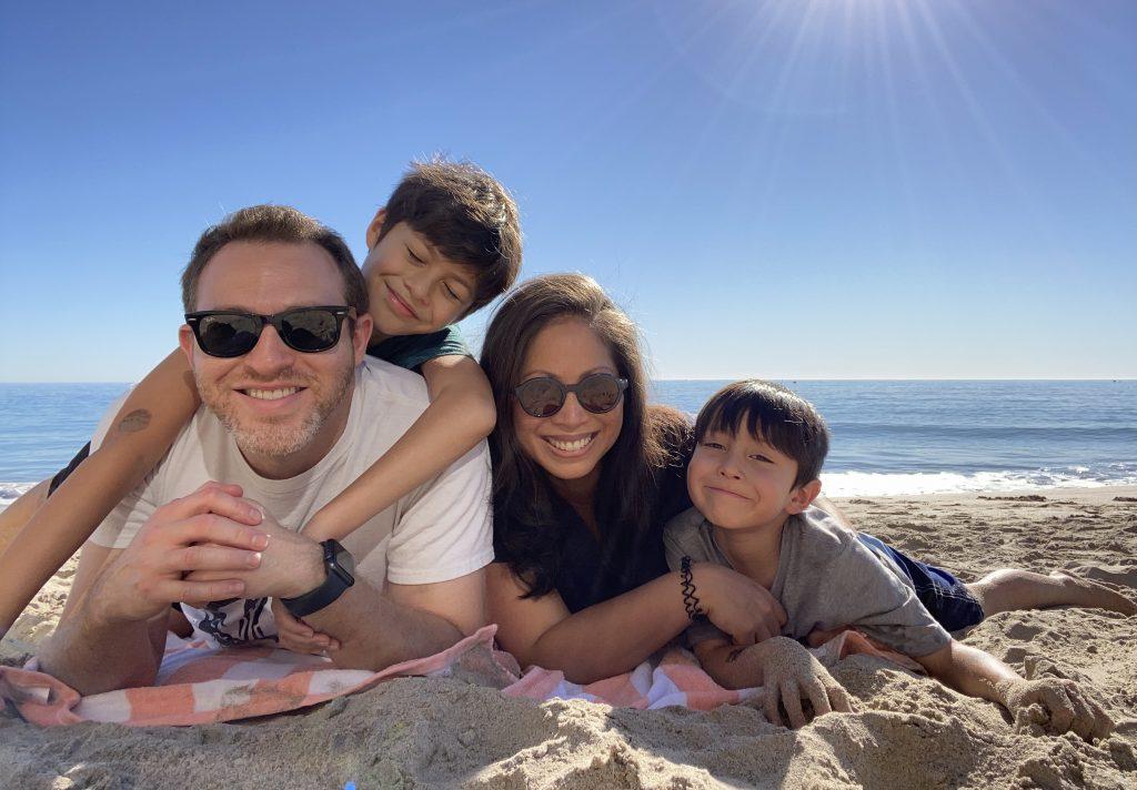 Family Staycation in Malibu