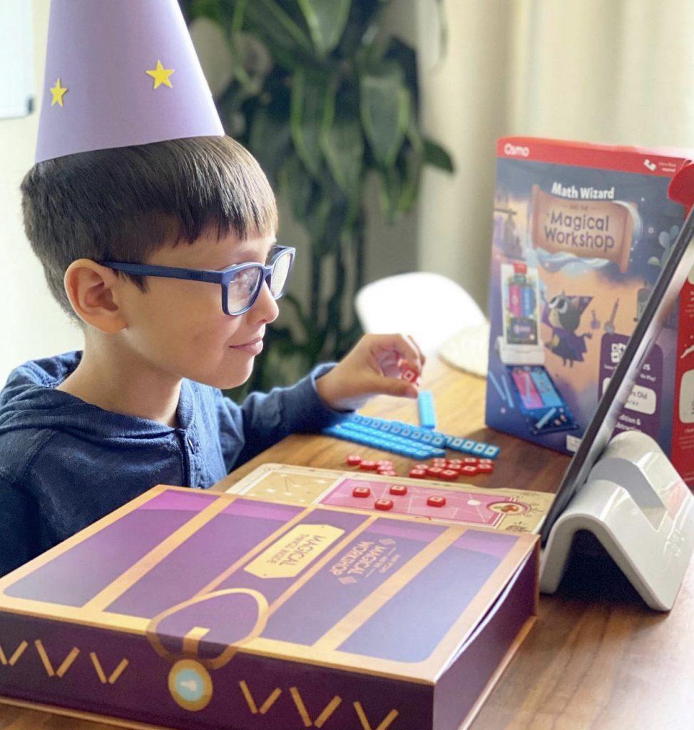 Osmo Math Wizard Game