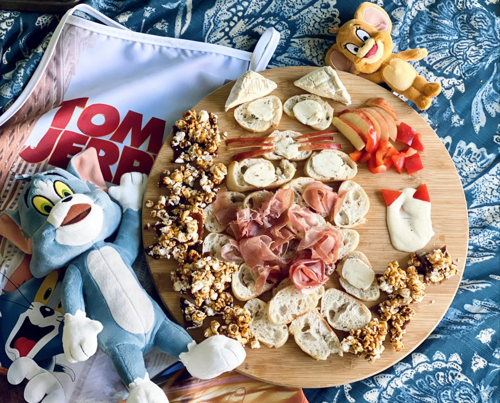 Tom and Jerry The Movie Foods