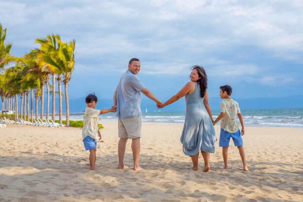 Riviera Nayarit with kids