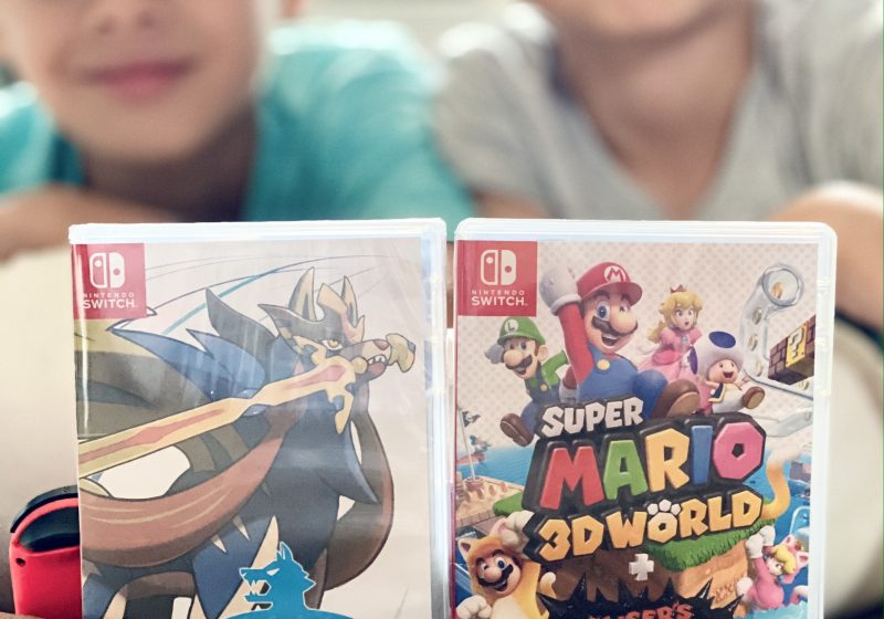 Nintendo Switch Games for Kids 2021