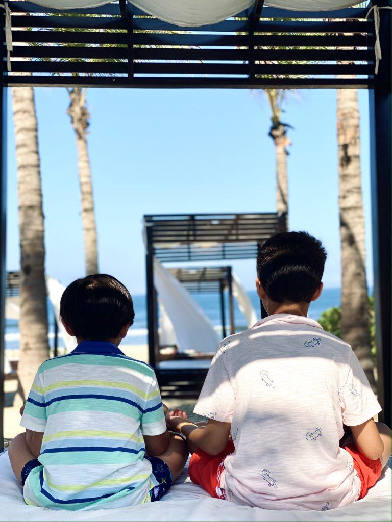 Occidental Nuevo Vallarta Family Vacation