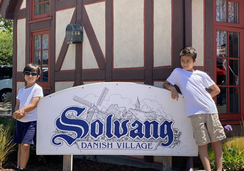 Road Trip to Solvang: Things to To With Kids