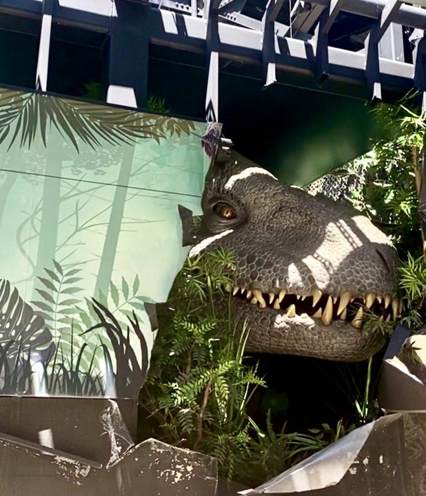 See Indominus Rex Universal Studios Hollywood this Summer