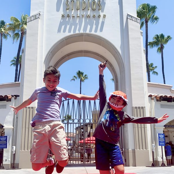 Universal Studios this Summer